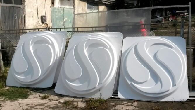 оргстекло формовка Tirex Petrol Nika Color
