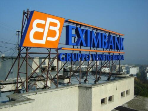instalație de acoperiș Eximbank Nika Color