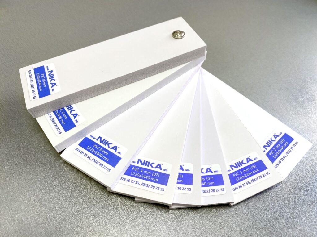 купить листовой пластик ПВХ